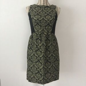 Geometric Party Dress